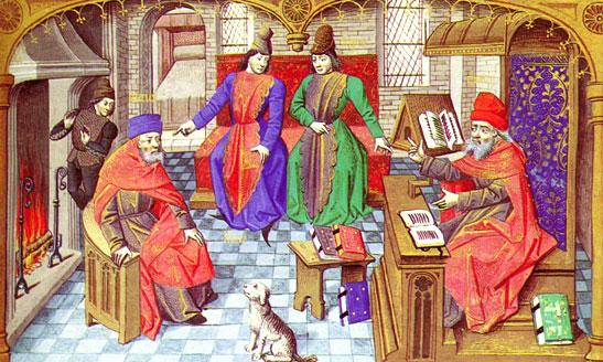 """No se puede mostrar la imagen """"http://www.csupomona.edu/~plin/ls201/images/medievalprof_big.jpg"""" porque contiene errores."""